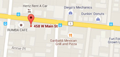 Driving directions to Designer Autosport of Massapequa, Inc.